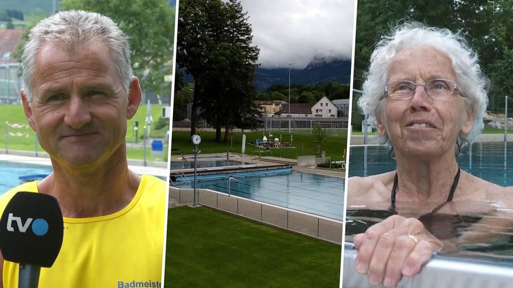 Badis ohne Gäste: «So schlecht war die Wettersituation noch nie»