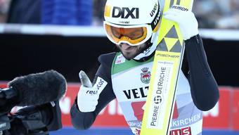 Killian Peier kehrt auf seine Lieblingsschanze in Innsbruck zurück
