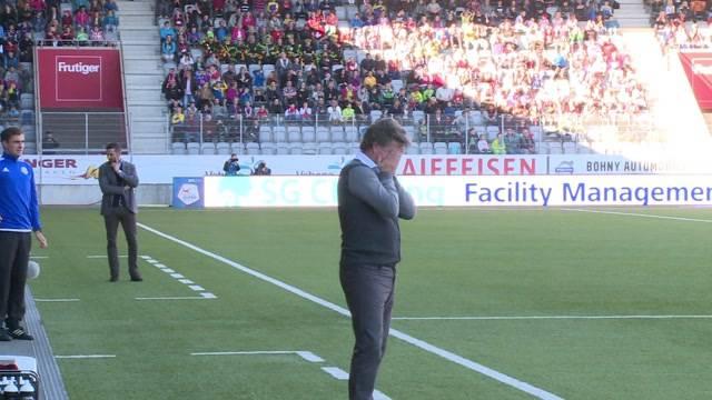 Trainerwechsel beim FC Thun