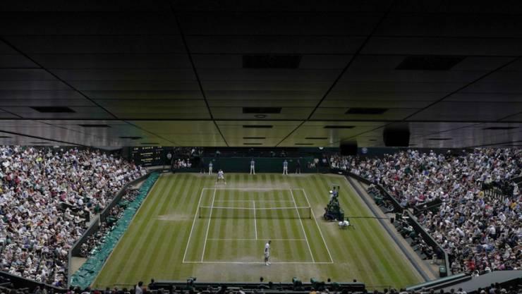 """""""Verschiebung nicht ohne beträchtliche Risiken und Schwierigkeiten"""": Dem Grand-Slam-Turnier von Wimbledon bleiben nicht viele Optionen"""