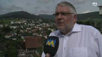 Rainer Röder erzählt, wie er als Anwohner das Swiss-Flugzeug gesehen hat.