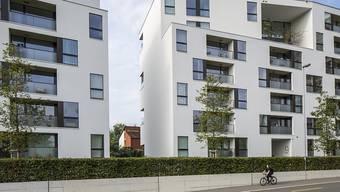 Im Jahr 2018 lag die Leerstandquote bei Mietwohnungen schweizweit bei 1,62 Prozent. (Archivbild)