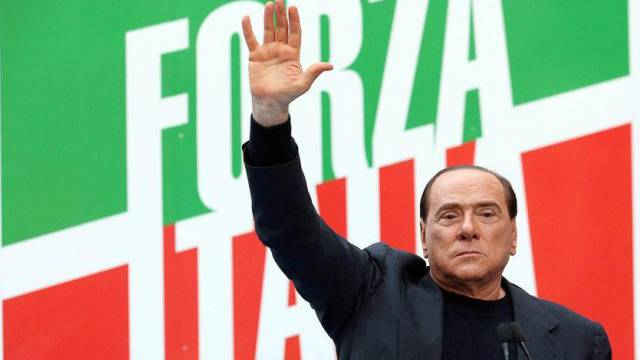 Morgen fällt Entscheid in der Causa Berlusconi (Archivbild)