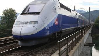 Der jetzige TGV kann die SBB-Neubaustrecke zwischen Mattstetten und Rothrist aus technischen Gründen nicht befahren.