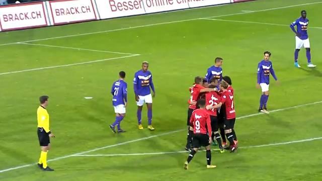 Unser Geschenk für die Fans: alle 29 Tore des FC Aarau der Hinrunde im Video