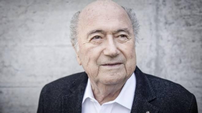 «Alles sauber», sagt Sepp Blatter zu den Millionenzahlungen. Foto: Tanja Demarmels