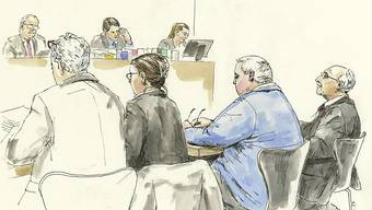 Der 51-Jährige stand in Dietikon wegen mehr als 100 sexuellen Übergriffen an Jungen vor Gericht. Der Mann gab einen Teil der Taten zu.
