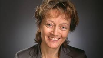 Alt Bundesrätin Eveline Widmer-Schlumpf unterstützt Maya Bally.