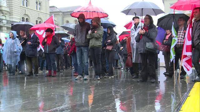 Bern feiert den 1. Mai