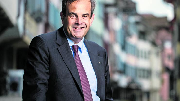 «Solchen Pulverdampf in einem Abstimmungskampf kann man nicht ernst nehmen. CVP-Präsident Gerhard Pfister.