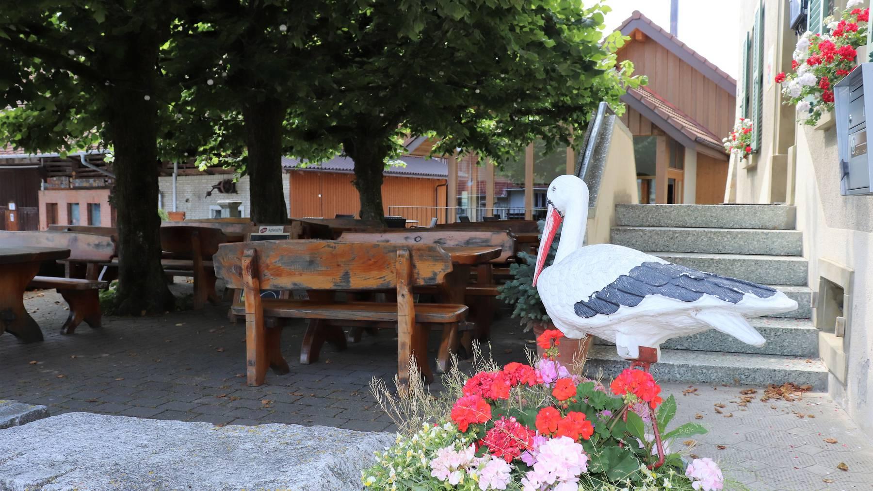 Gasthaus zum Storchen, Schlossrued