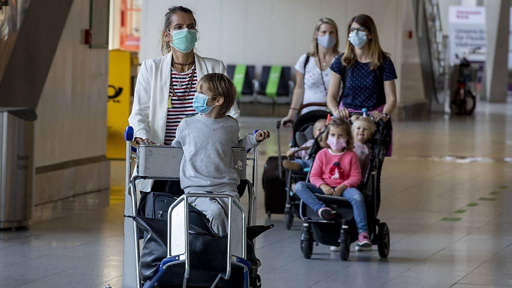 Infektionsfall unter deutschen Passagieren bei Rückflug nach China