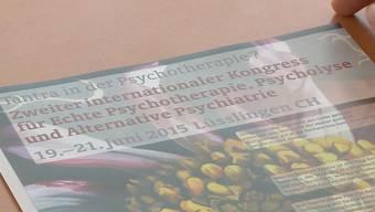 Im Solothurner Dorf Lüsslingen-Nennigkofen sorgen die Kirschblütler wieder für rote Köpfe. Die esoterische Gemeinschaft will nächsten Monat einen Kongress zu psychotherapeutischen Behandlungen durchführen. Die Dorfbewohner wehrten sich - ohne Erfolg.