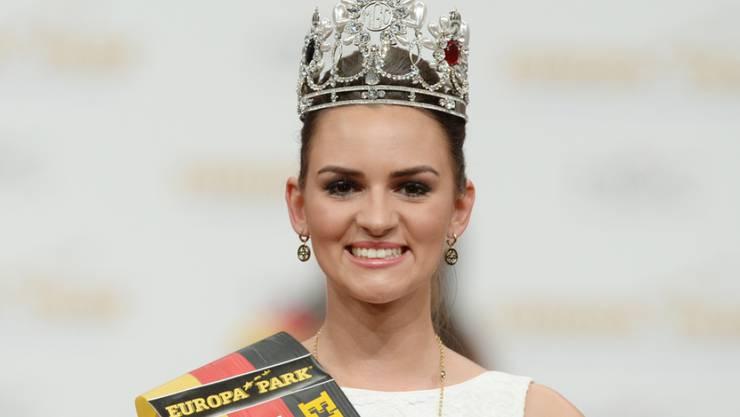 Die Miss Germany 2016, Lena Bröder aus Nordwalde, kehrt als Lehrerin an die Schule zurück. (Archiv)