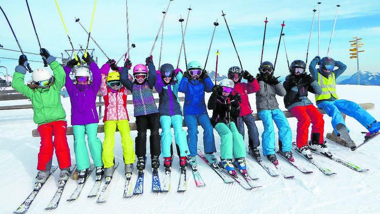 Schneesportlager sind teuer, aber eine wertvolle Erfahrung für Kinder.