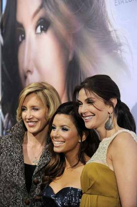 «Desperate Housewives» Huffman, Longoria und Hatcher