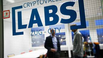 Die Crypto Valley Labs in Zug.