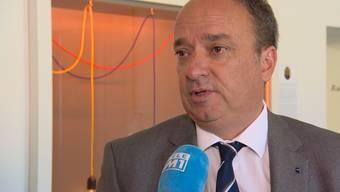 Der Aargauer Finanzdirektor Markus Dieth analysiert das Abstimmungsergebnis und gibt einen Ausblick zum Thema.