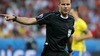 Gestandener Schiedsrichter: Felix Brych leitete im Juni den Champions-League-Final zwischen Real Madrid und Juventus Turin
