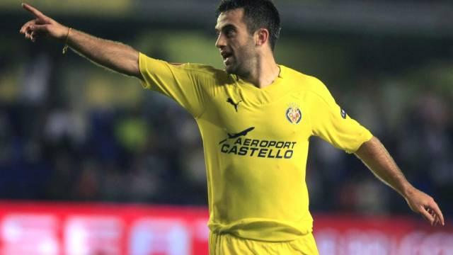 Giuseppe Rossi markierte für Villarreal das 2:0