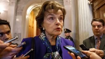 Kritik an der CIA: Senatorin Dianne Feinstein.