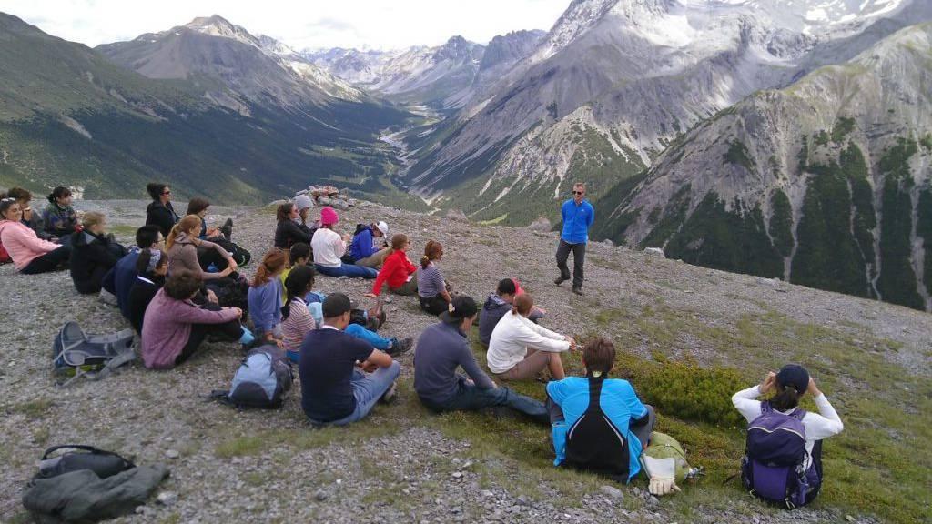 Jugendliche entdecken seltene Eidechse im Münstertal