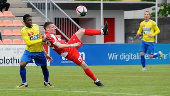 Der FC Solothurn kann um den Aufstieg mitspielen.