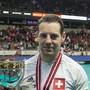 Mit Captain Matthias Hofbauer gewann das Schweizer Unihockey-Nationalteam an der WM 2016 in Riga Bronze
