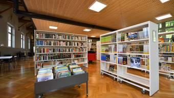 Nach der neuen Lokalität der Stadtbibliothek gibts jetzt auch mehr Personalpräsenz