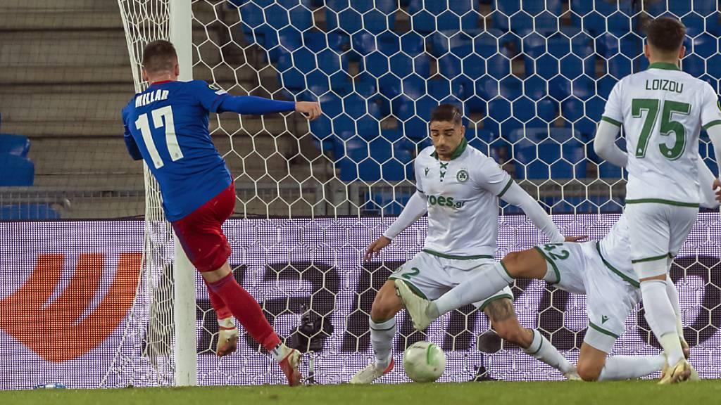 Ungefährdeter Sieg bringt Basel voran