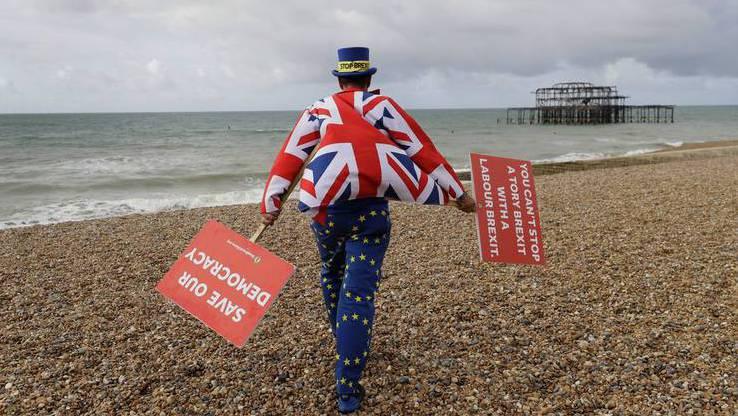 Die Briten gehen. Der Brexit Day am 31. Januar 2020 ist ein historisches Datum. Doch wohin des Weges? In Grossbritannien scheint das im Moments noch niemand so ganz genau zu wissen.