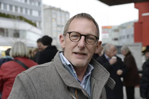 Heinz Westreicher, Präsident des Grenchner Gewerbeverbandes