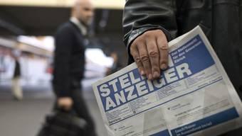 Die Arbeitslosenquote im Aargau ist gesunken (Symbolbild).