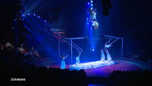 Circus Knie: «Einmal mehr ein ausgezeichnetes Programm»