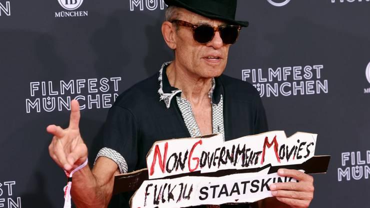 Der deutsche Kult-Regisseur Klaus Lemke hat nach 40 Jahren die Kündigung für seine Mietwohnung im Münchner Künstlerquartier Schwabing auf dem Tisch. München gilt als eine der Städte, wo der Wohnungsmarkt sehr angespannt ist. (Archiv)