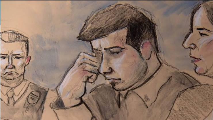 Am ersten Prozesstag wird Thomas N. vom Gericht befragt. «Mein Sexualleben ist im Gefängnis nicht vorhanden», sagt er etwa.