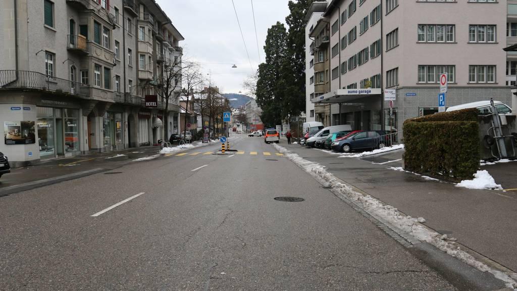Das siebenjährige Kind wurde auf der St.Jakob-Strasse angefahren.