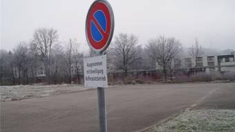 Im neuen Waffenplatz-Gebäude werden Brückenelemente untergebracht. sl