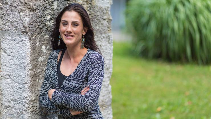 Schauspielerin Olivia Lina Gasche