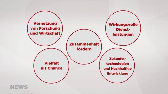Berner Regierung stellt Vision 2030 vor