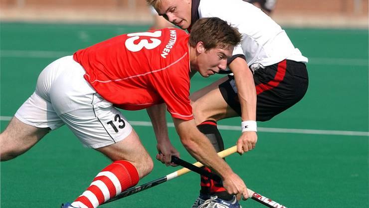 Der HC Rotweiss Wettingen gewinnt das Pokalspiel in Bern deutlich.
