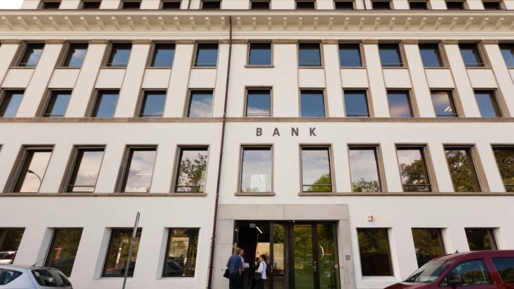 Die Alternative Bank Schweiz in Olten hat 2015 weniger Neukunden angezogen als noch in den Vorjahren.