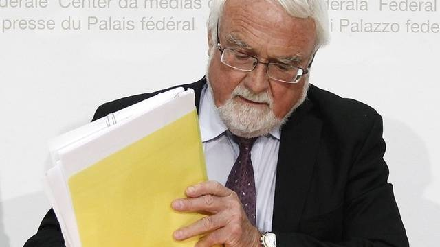 Francis Matthey, Präsident der Eidgenössischen Kommission für Migrationsfragen