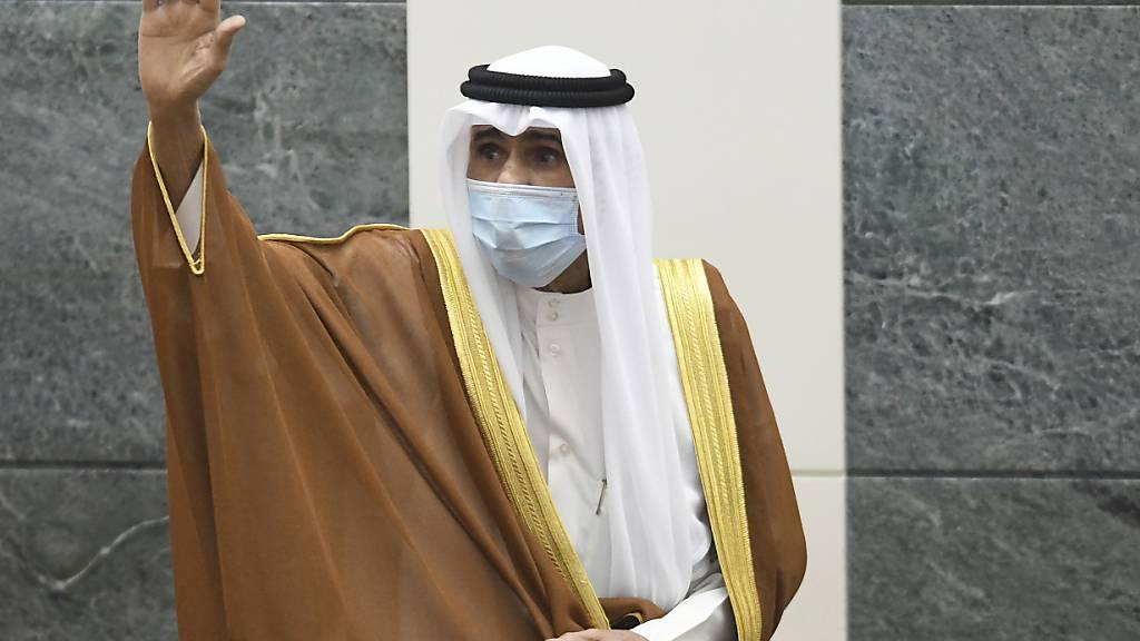 Kuwait: Emir ernennt 80-jährigen Halbbruder zum Kronprinzen