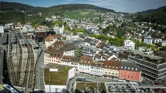 Auf die Stadt Baden kommen in den nächsten Jahren happige Investitionen zu.