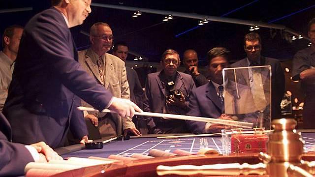 Grand Casino Baden mit mehr Gästen