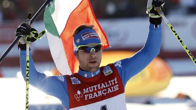 Dreifach-Sieg für den Italiener Alessandro Pittin.