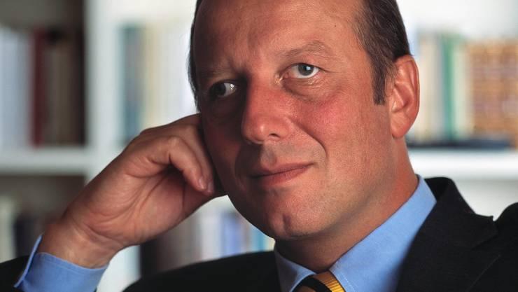 Roger de Weck ist ab 2011 neuer Generaldirektor der SRG.