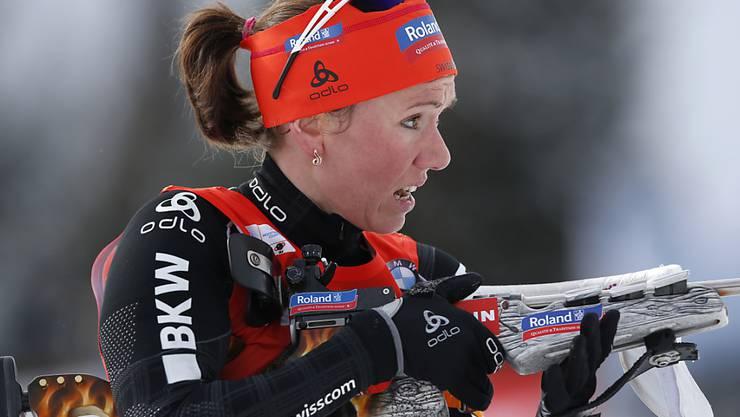 Für Selina Gasparin war das erste Einzelrennen in Oslo ein Wettkampf zum Vergessen