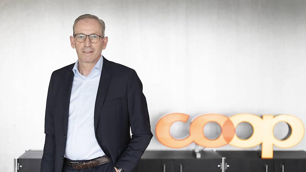 Philipp Wyss leitet ab Mai die Geschicke von Coop. Er will rund 50 neue Läden eröffnen.